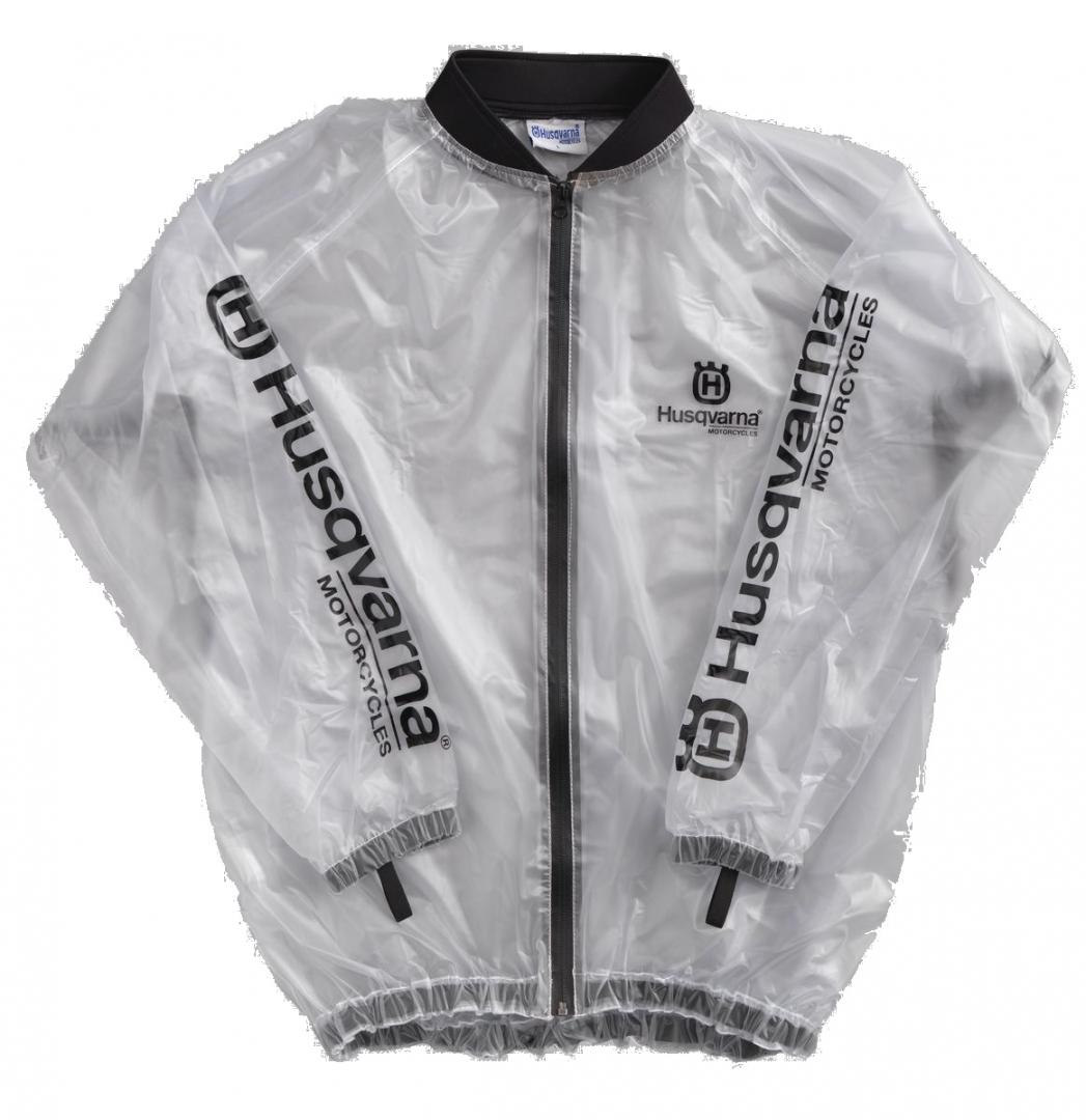 RAIN JACKET TRANSPARENT L/34